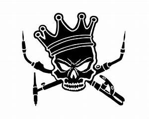 Clobberella: Welders logo design