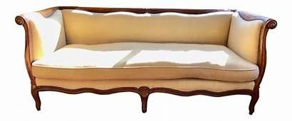 Sofa Chairish Xv Louis 1960s Yale Burge