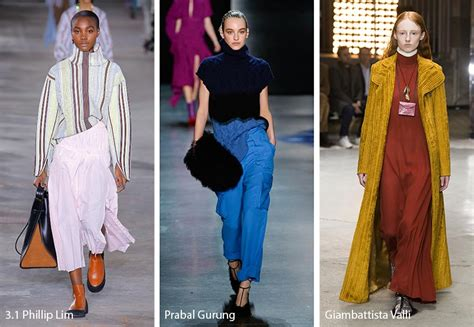 Fall Winter 20182019 Fashion Trends  Fall 2018 Runway