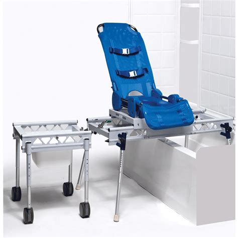 Columbia Omni Reclining Bath Shower And Commode Transfer