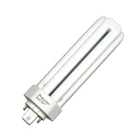 prolume eco shield fluorescent ls halco 44807 pl57t e 41 eco triple tube 4 pin base