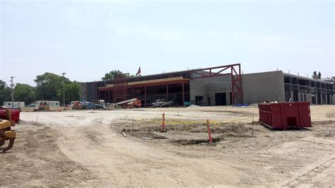 project update rick ball ford lincoln septagon construction