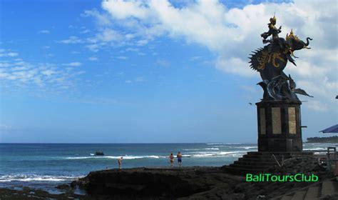 objek wisata pantai pererenan  mengwi bali