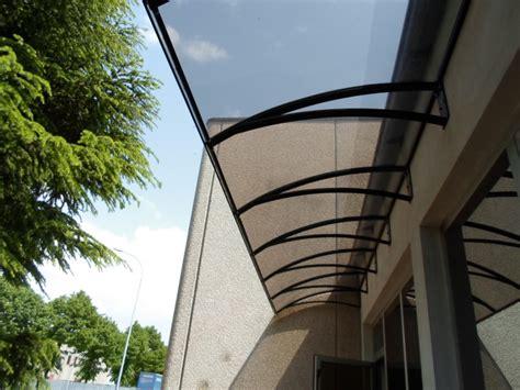 tettoia plexiglass carpenteria passerelle tettoie soppalchi