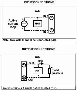 Hart Signal Isolator  Galvanic Isolation Dat511h