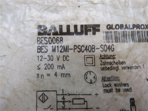balluff besmmi pscb sg proximity switch trumpf