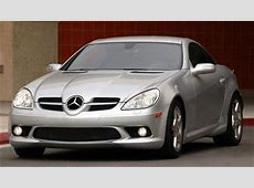 2005 MercedesBenz SLKClass Review