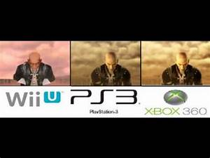 Wii U vs PS3 vs Xbox 360 - Graphics - YouTube