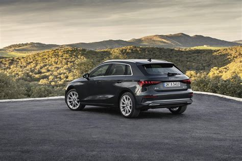 New for the audi a3, the mmi® touch display infotainment system features a. Audi A3 Sportback 35 TFSI MHEV (2020) | Reviews | Complete Car