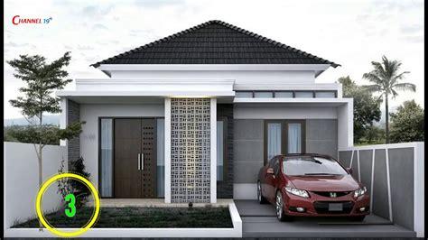 gambar desain rumah minimalis modern rumah dijual jogja