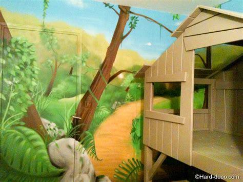 chambre theme jungle chambre jungle conforama