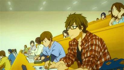 Lecture Class Lectures Anime Blogs Should Expect