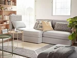 Canapé Avec Rangement : 40 meubles super pratiques pour gagner de la place elle d coration ~ Teatrodelosmanantiales.com Idées de Décoration