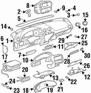 Pontiac Grand Am Headlight Dimmer Switch
