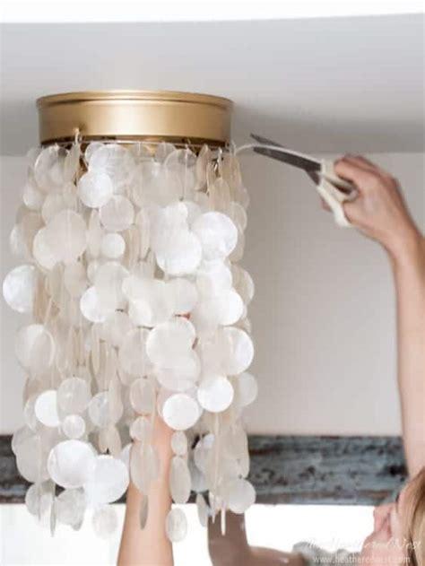 diy lampshade diy light  diy lamp ideas