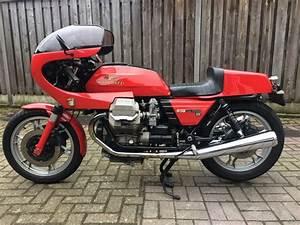 Moto Guzzi Occasion : moto guzzi le mans iii 850 cc 1984 catawiki ~ Medecine-chirurgie-esthetiques.com Avis de Voitures