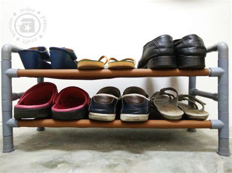 pvc shoe rack pvc shoe rack ardee s creation