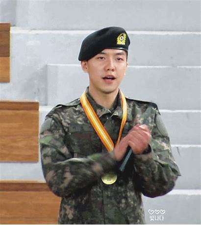 Gi Lee Seung Training Army Hq Completion