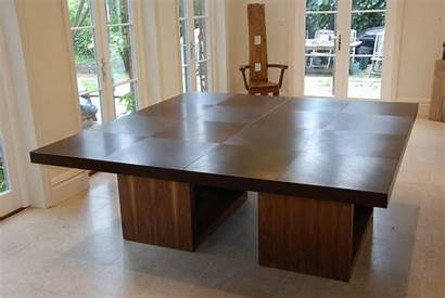 Table Dining Walnut Wenge Tables Complementary Designs