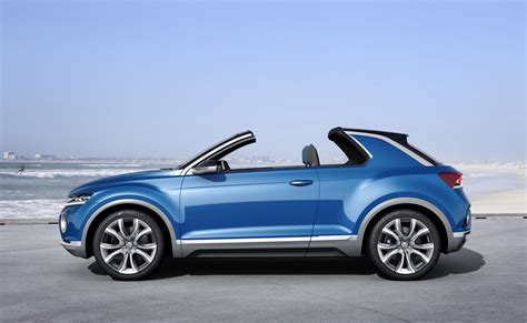 Volkswagen T Roc Concept Probably Heading For Production