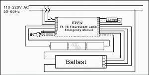 Bodine Ballast Wiring Diagram  Schematic Diagram