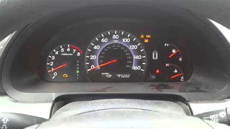 2006 honda accord check engine light honda odyssey check engine light vsa oil preasure light