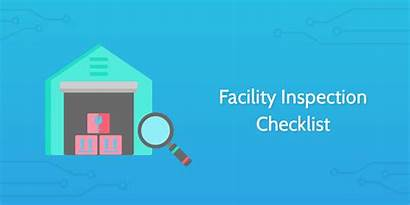 Checklist Inspection Facility Logistics Management Safety Perfect