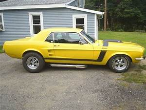 Purchase used 1967 ford mustang coupe with 1970 boss 302 engine c-6 racing trans in East Taunton ...