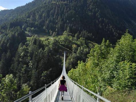 val tartano il ponte tibetano piu alto deuropa