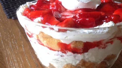 strawberry angel food dessert recipe allrecipescom