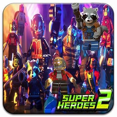 Lego Marvel Superheroes Icon Superhero Getdrawings