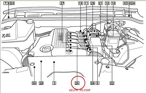 2006 Bmw 5 Series Engine Diagram by Diesel X5 Difficulty Starting On Cold Mornings