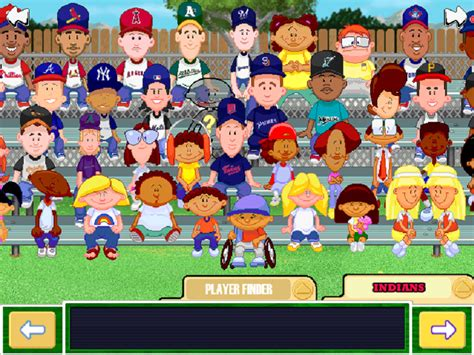 Backyard Football Characters - a definitive ranking of backyard baseball characters