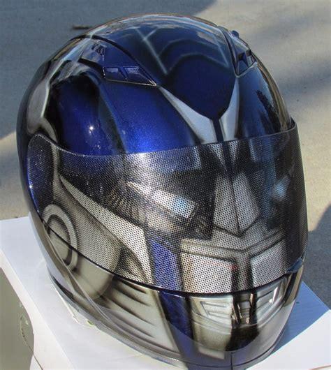 Transformers Optimus Prime Custom Airbrush Painted