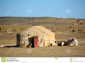 Mongolia yurt stock image. Image of indigenous, green ...