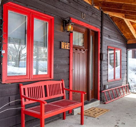 great rustic porch exterior stone floors wrap porch steamboat springs