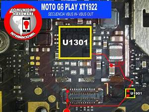 Motorola Moto G6 Play Charging Solution Jumper Problem Ways