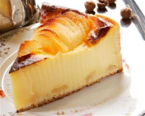 recette de flan aux pommes alsacien recettes di 233 t 233 tiques