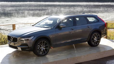 2017 Volvo V90 Cross Country by 2017 Volvo V90 Cross Country Production Starts This Fall