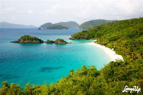 Thats My Beach Trunk Bay St John Largeup