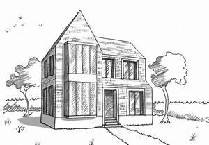 Maison Japonaise Dessin : plan maison anglaise ooreka ~ Melissatoandfro.com Idées de Décoration