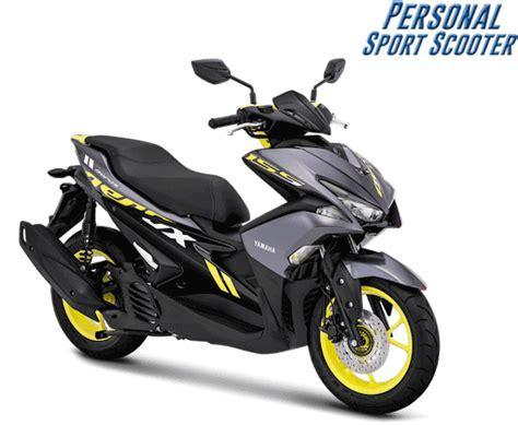 Nmax 2018 Standar by 7 Warna Baru Yamaha Aerox 155 2019 Tipe Standar R Dan S
