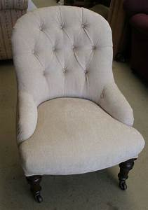 antique sold victorian deep buttoned nursing chair With nursing home furniture for sale