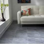 Flooring Ideas For Living Room And Kitchen by Tiles