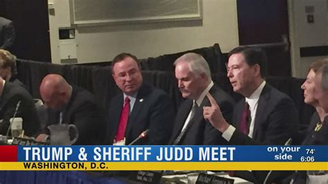 judd grady sheriff trump speech