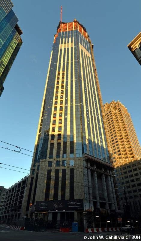 hudson street  skyscraper center