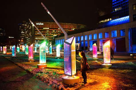 digital interactive public art illuminates montreal s