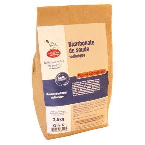 Bicarbonate De Soude 2,5kg La Droguerie écologique
