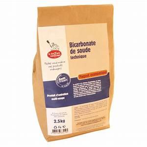 Décapant Bicarbonate De Soude : bicarbonate de soude 2 5kg la droguerie cologique ~ Dailycaller-alerts.com Idées de Décoration
