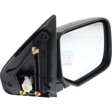 Pack up all your outdoor gear for a weekend of. Fits 09-15 Honda Pilot Passenger Side Mirror Replacement ...